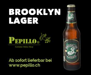 Brooklyn Bier für ihre Abschlussparty