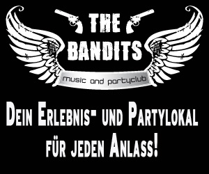 The Bandits in Tuggen - Flyer