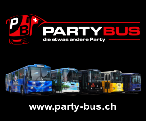 Party - Bus - Flyer