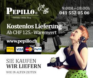 Der Getränke Onlineshop der Schweiz ! - Flyer