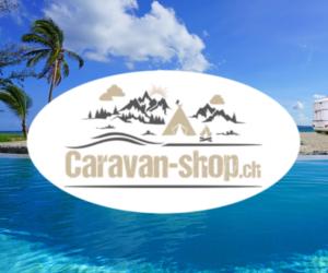 Der Caravan Onlineshop der Schweiz - Flyer
